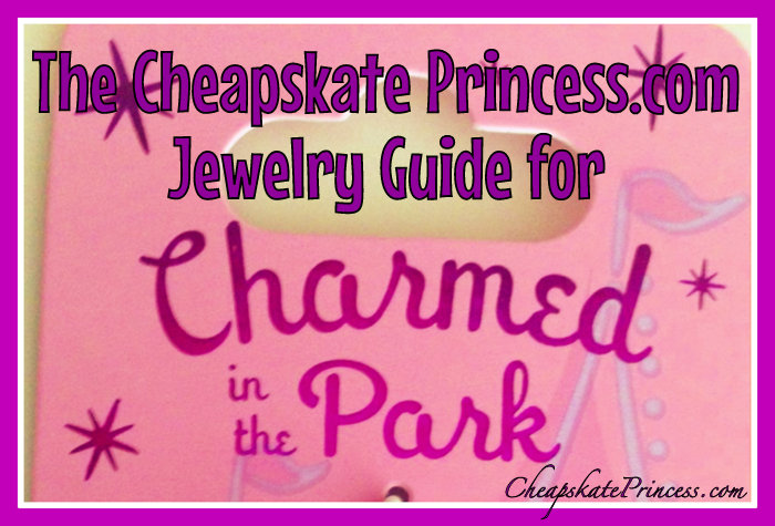 prices for Charmed in teh Parks Disney exclusive jewelry