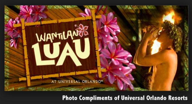 Wantilan Luau Universal Orlando Resorts