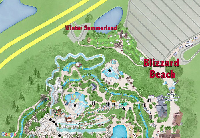 Disney World Winter Summerland prices and location