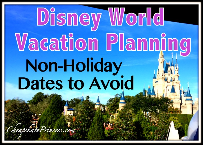plan a better Disney World vacation