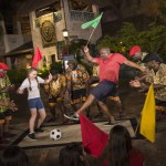 Visiting Animal Kingdom at Night? Be Sure to Catch the Harambe Wildlife Parti!
