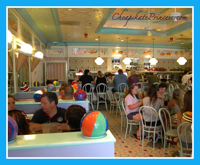 cheap places to eat at Disney World