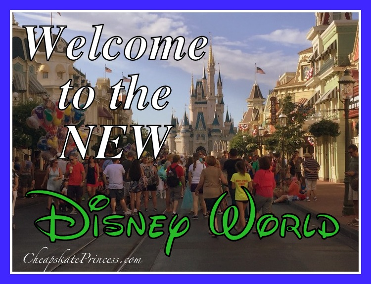 New Disney World