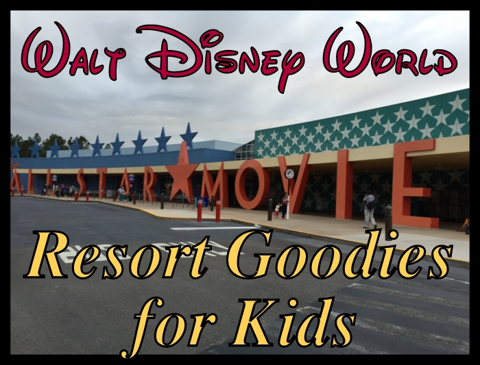 Disney Resort goodies for kids