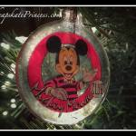 What to Do with All Those Disney World Key Chains? Put Them on a Tree!