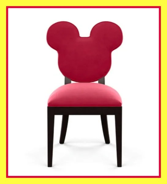 mickey-mouse-leather-chair