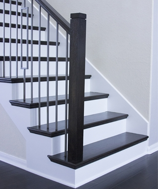 Cheap Stair Parts Shop Iron Balusters Handrail Treads Newels | Stainless Steel Staircase Price | Iron | Helical Staircase | Small Steel | Black Steel | Spiral