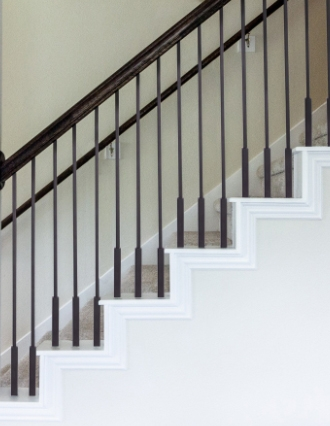 Wrought Iron Balusters For Stairs Cheap Stair Parts | Cast Iron Handrails For Stairs | Baluster Curved Stylish Overview Stair | 1920'S | Iron Railing | Exterior Stair | Georgian