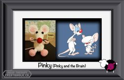 Pinky (from Pinky and the Brain)