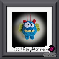 Tooth Fairy Monster