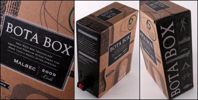 Bota Box Lodi Malbec