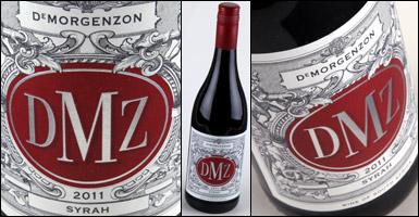 DeMorgenzon DMZ Syrah