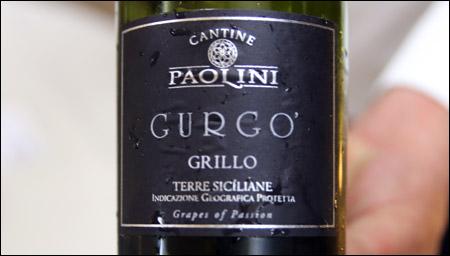 Cantine Paolini, Gurgo Grillo