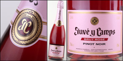 Juve y Camps Brut Rose