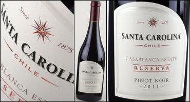 Santa Carolina Pinot Noir