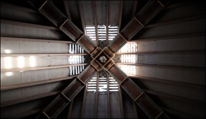 Inside Summerhill Pyramid