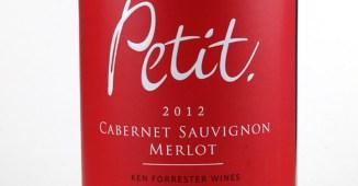 Ken Forrester Petit Cabernet Sauvignon Merlot