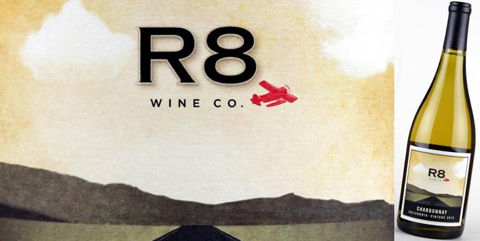 R8 Wine Co. Chardonnay
