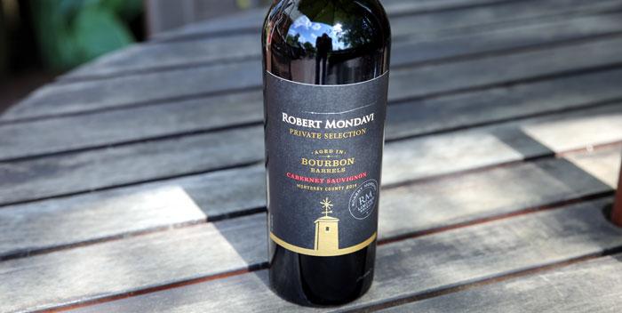 Robert Mondavi Private Selection, Bourbon Barrel Cabernet Sauvignon