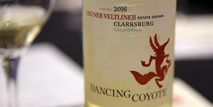 Dancing Coyote Gruner Veltliner
