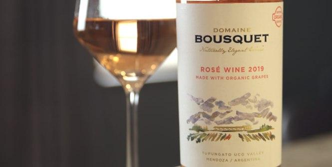 Domaine Bousquet, Rose Wine
