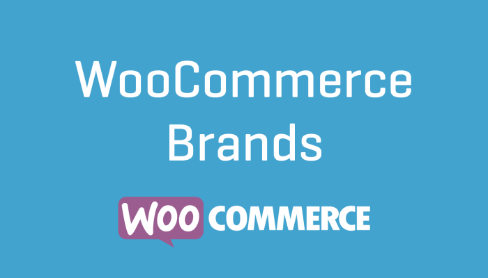 WooCommerce Brands Plugin Cheap Extension Wordpress