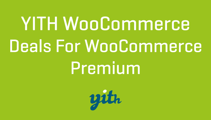 YITH WooCommerce Deals for WooCommerce