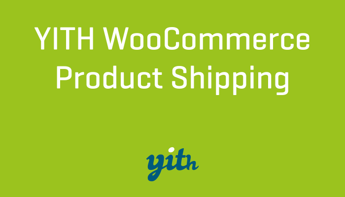 YITH WooCommerce Product Shipping
