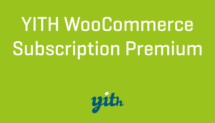 YITH Booking For Subscription Premium