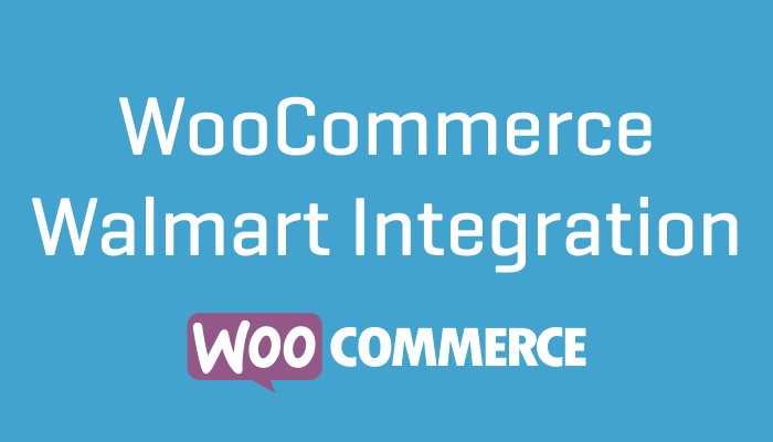 WooCommerce Walmart Integration