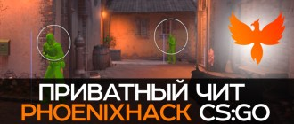 PHOENIXHACK Private CS: GO