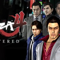 Yakuza 4 Remastered