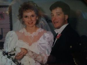 Lori met her husband Mark Stone at Free Will Baptist Bible College in 1990 and they married in February of 1992.