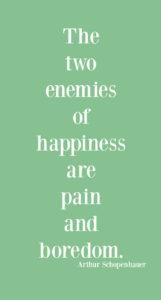 20 activities to be happy