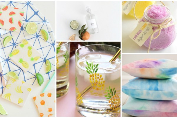 15 Awesome DIY Projects To Do This Summer
