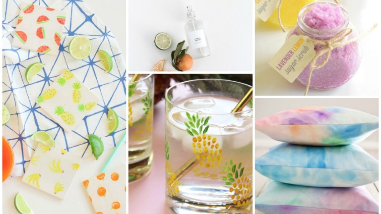 15 summer diy projects