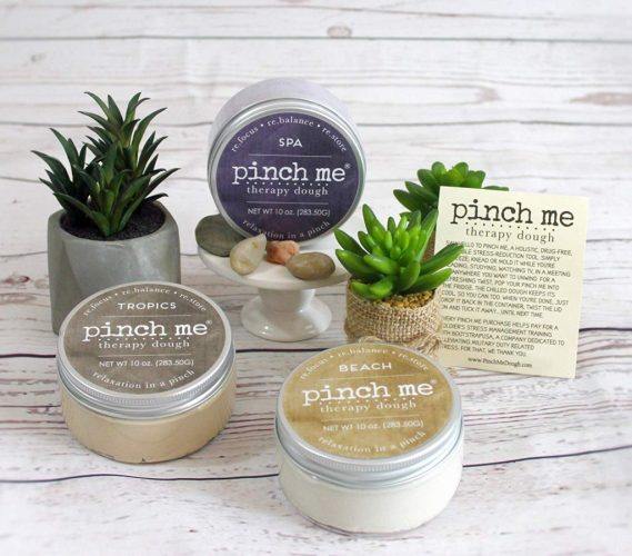 Therapy dough - christmas gifts for women