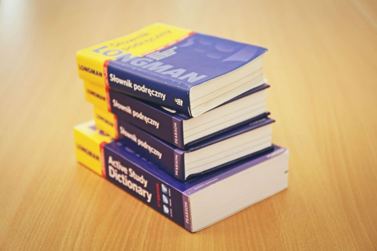 Learning Language Dictionary