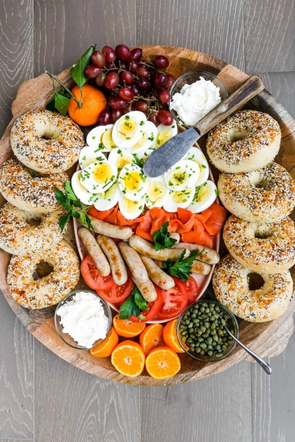 big bagel board
