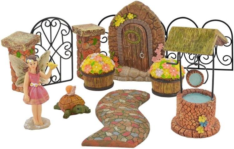 Arcadia Fairy Garden Kit