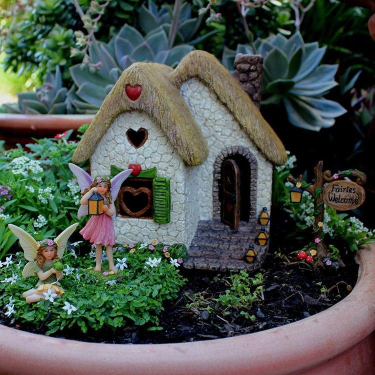 Pretmanns Fairy Garden Kit