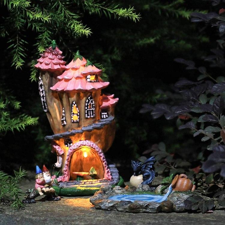 La Jolie Muse Fairy Garden Kit Amazon