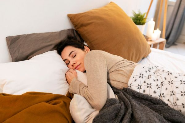 Simple 2-Step Routine to Fall Asleep Fast Every Night