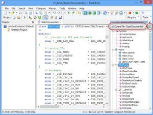 Emurasoft EmEditor Professional Crack 16.6.0 Full 32×64 Bit Free Download