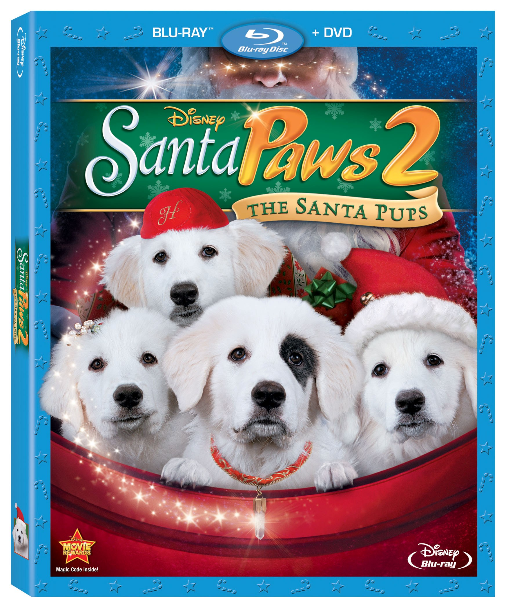 Mrs Claus Santa Paws 2