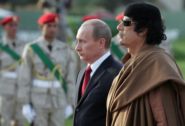 Image result for каддафи россия