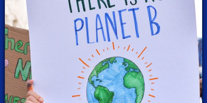 #30DayChallenge for a better and healthier planet, Add your voice for the planet.