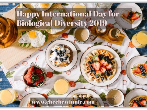 Happy International Day for Biological Diversity 2019