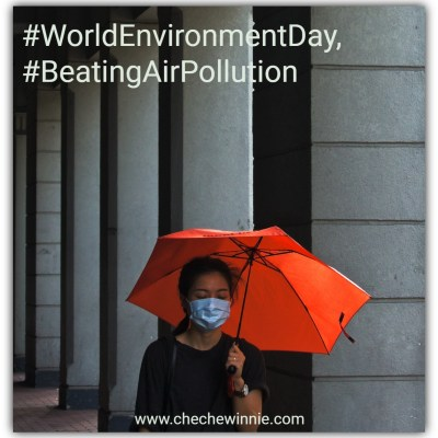 #WorldEnvironmentDay, #BeatingAirPollution