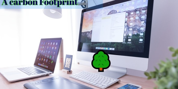 Your Internet Usage has A carbon Footprint